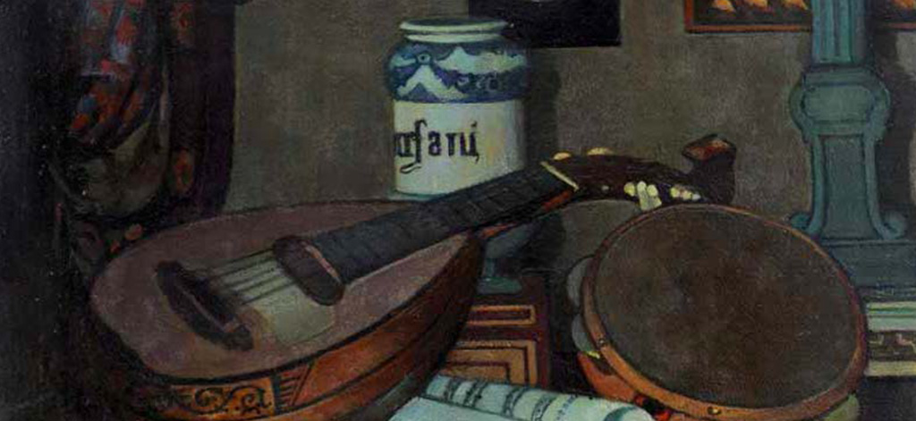 Painting and Music: for the Eye and for the Ear