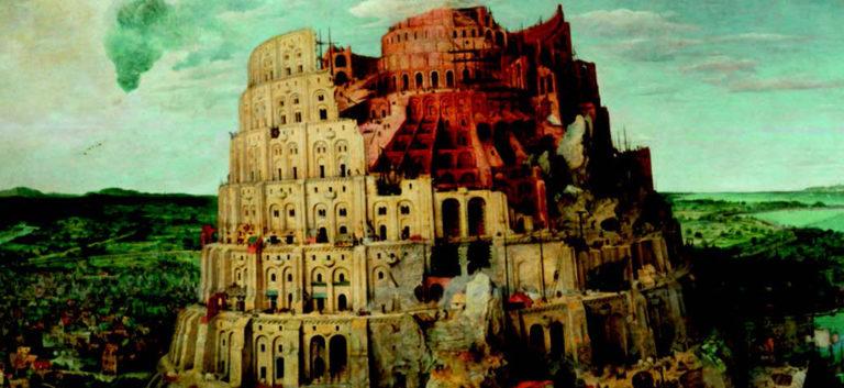 La Torre di Babele: Simbolo della ricchezza umana o della condanna divina?
